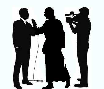 Interviewing Jesus