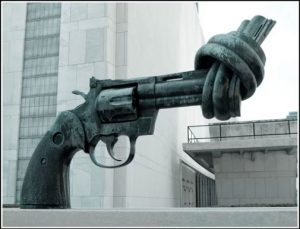 Guns will be no more