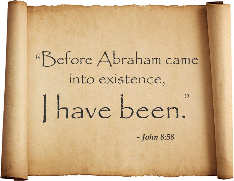 """John 8:58 – Various English Translations that Recognize Jesus Did Not Say """"I AM"""""""
