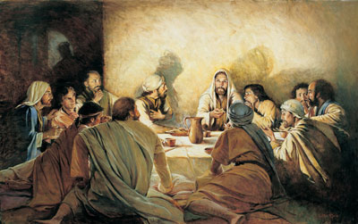 Was Judas Present When Jesus Instituted The Lord's Evening Meal?