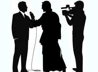 Desperate Trinitarian Journalist Interviews Jesus & Friends