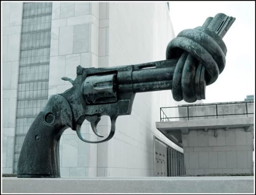 A World Without Guns!
